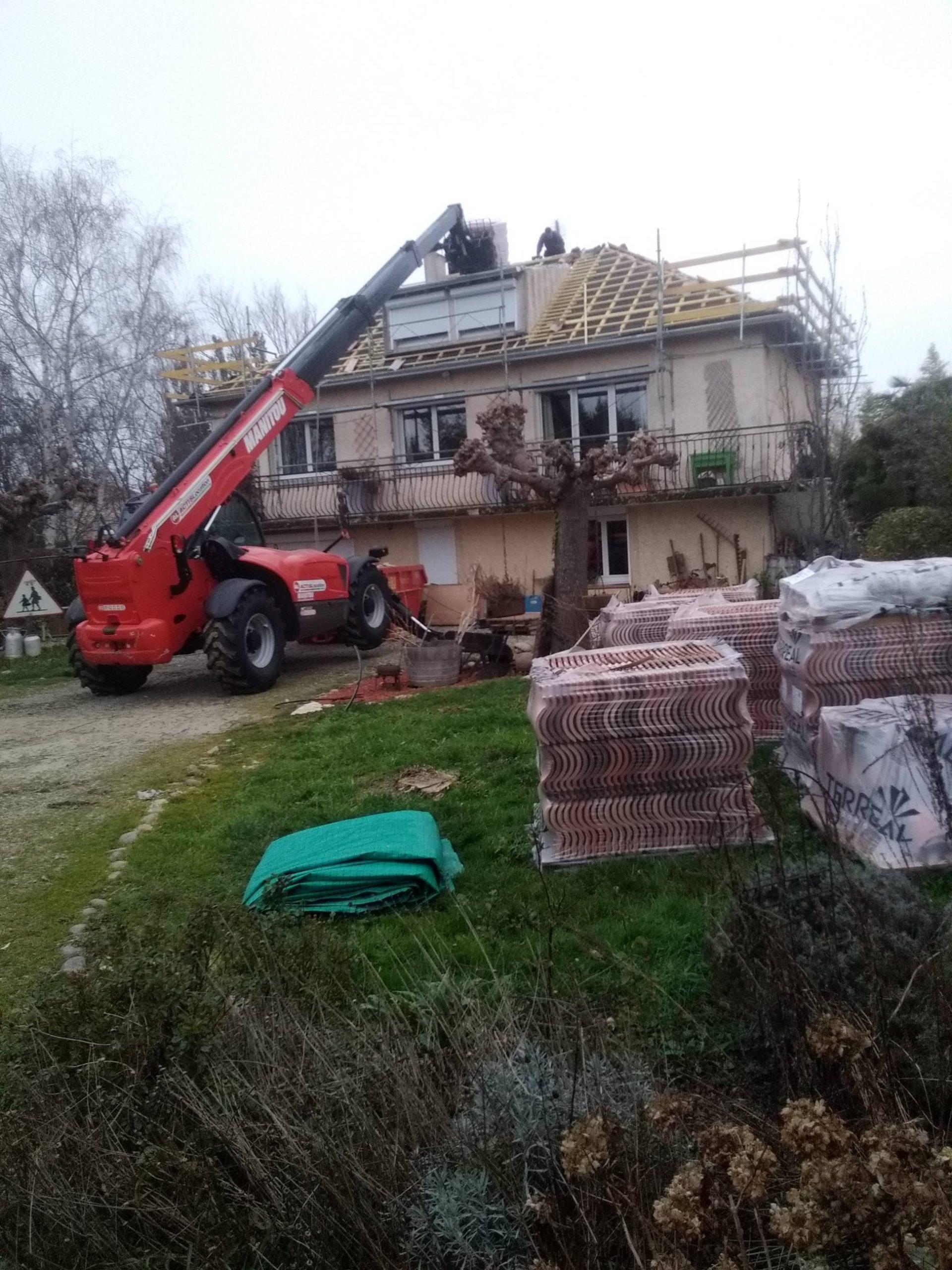 Faire réparer sa toiture à Toulouse