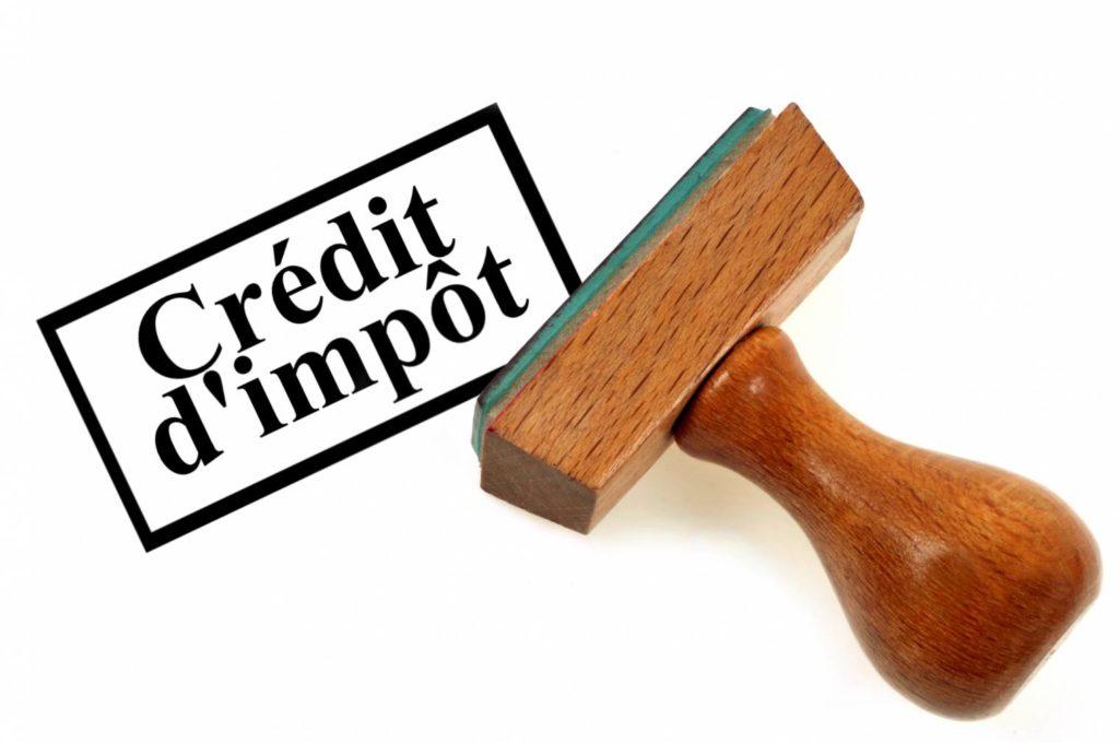 travaux d'isolation crédit d'impôt